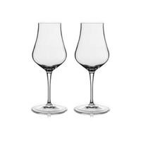 Luigi Bormioli Vinoteque Spirit Glass 2-Pack