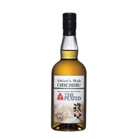Ichiro's Malt Chichibu The Peated 2018 10th Anniversary Single Malt Japanese Whisky 700ml