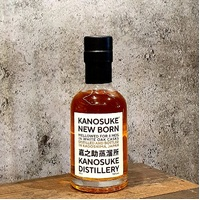 Kanosuke New Born Japanese Single Malt Spirit 200ml