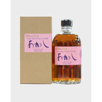 Akashi White Oak Sake Cask Single Malt Whisky 500ml