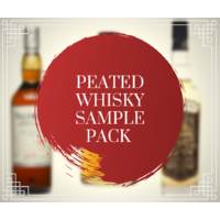 Peated Whisky Sample Pack