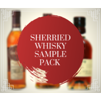 Sherried Whisky Sample Pack