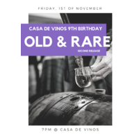 Old & Rare 2nd Release - 9th Birthday Celebration