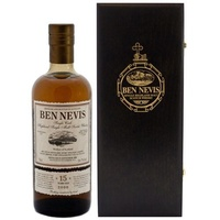 Ben Nevis 15 Year Old 2000 Refill Sherry Cask #737 Single Malt Scotch Whisky 700ml