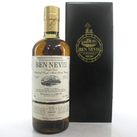 Ben Nevis 25 Year Old 1991 Fresh Sherry Butt #3711 Single Malt Scotch Whisky 700ml