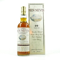 Ben Nevis 10 Year Old 1992 Sherry Cask #2613 Single Malt Scotch Whisky 700ml