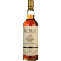Ben Nevis 13 Year Old 1990 Fresh Port Finish Single Malt Scotch Whisky 700ml
