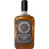 Cadenhead Small Batch Loch Lomond 21 Year Old 1996 Single Malt Scotch Whisky 700ml