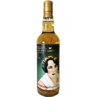 Littlemill 29 Years Old 1989 - Hogshead Single Malt Scotch Whisky 700ml