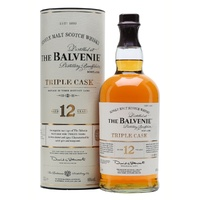 Balvenie 12yo Triple Cask Single Malt Whisky 1000ml