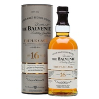 Balvenie 16 Triple Cask Single Malt Scotch Whisky 700ml