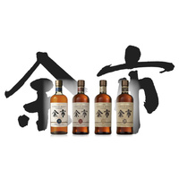 Nikka Yoichi Full Set (10, 12, 15 and 20yo) 700ml