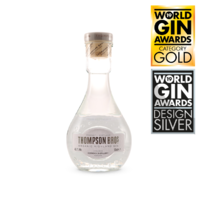 Thompson Brothers Organic Scottish Highland Gin 500ml