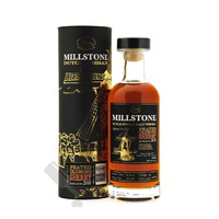 Millstone 8 yo Peated Olorso Sherry 700ml