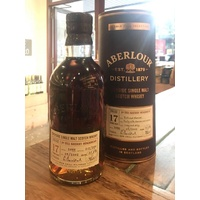 Aberlour 17 Years Old 2002 1st Fill Sherry