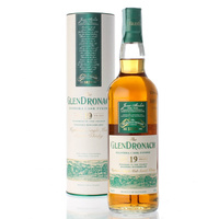Glendronach 19yo Madeira Cask Single Malt Scotch Whisky 700ml