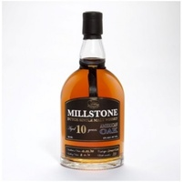 Millstone 10yo American Oak Single Malt Dutch Whisky 700ml