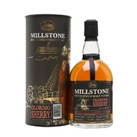 Millstone Oloroso Sherry Single Malt Dutch Whisky 700ml