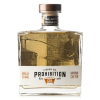 Prohibition Bathtub Cut Gin 500ml