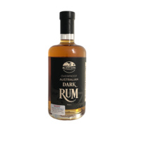 Black Gate Overproof Dark Australian Rum 700ml