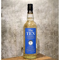 Caol Ila The Ten #7 Islay Peat Single Malt Scotch Whisky 700ml