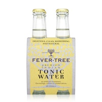Fever Tree Indian Tonic Water 330ml - 4pack