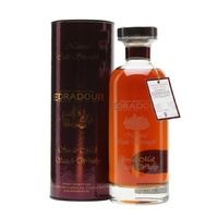 Edradour 15yo Sherry Decanter Single Malt Scotch Whisky 700ml