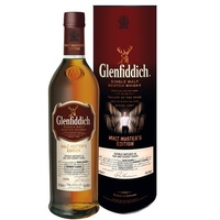 Glenfiddich Malt Masters Edition Single Malt Scotch Whisky 50ml Sample