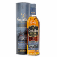 Glenfiddich Distillery Edition 15yo Single Malt Scotch Whisky 50ml Sample