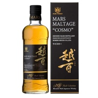 Mars Cosmo Pure Malt Japanese Whisky 30ml Sample