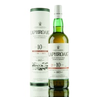 Laphroaig 10yo Cask Strength Batch 008 2016 50ml Sample