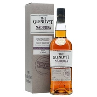 Glenlivet Nadurra Oloroso Cask Strength Single Malt Whisky 50ml Sample