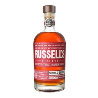 Russells Reserve Single Barrel Straight Kentucky Bourbon 50ml Sample
