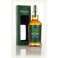 Springbank Green 13yo Single Malt Scotch Whisky 50ml Sample