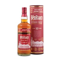 Benriach 12yo Sherry Matured Single Malt Scotch Whisky 50ml