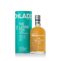 Bruichladdich The Laddie 10yo 2nd Edition Single Malt Whisky 50ml Sample