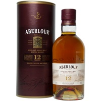 Aberlour 12yo Double Matured Single Malt Scotch Whisky 50ml Sample