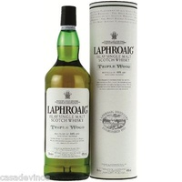 Laphroaig Triple Wood Single Malt Scotch Whisky (700ml)