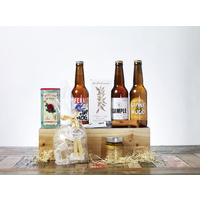 Gourmet Food Christmas Gift Hamper - A Bloke's Fun
