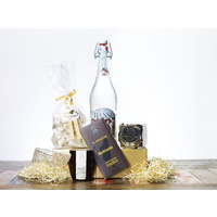 Gourmet Food Christmas Gift Hamper - A Sweet Tooth