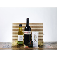 Gourmet Food Christmas Gift Hamper - Gourmet Food and WIne