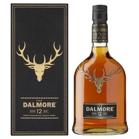 Dalmore 12 YO Single Malt Scotch Whisky