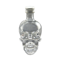 Crystal Head Vodka by Dan Aykroyd, 50ml Miniature Two Units