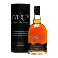 Overeem Sheery Cask Strength Single Malt Whisky