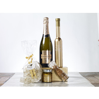 Gourmet Food Christmas Gift Hamper - So Decadent