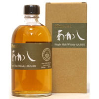 Akashi White Oak Japanese Single Malt Whisky 500ml