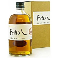 Akashi White Oak Japanese Whisky 500ml