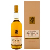 Rosebank 21yo Single Malt Scotch Whisky 700ml