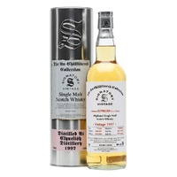 Signatory Vintage Clynelish 17 Hogshead Single Malt Whisky