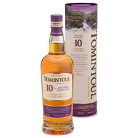 Tomintoul 10 Single Malt Whisky